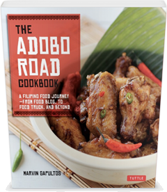 Adobo Road Filipino Cookbook