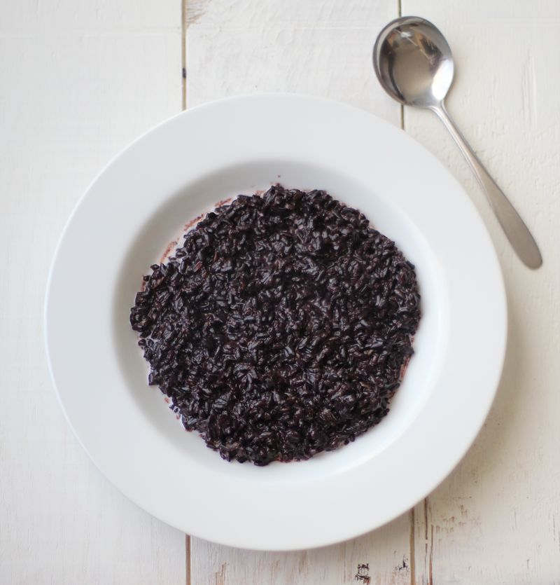 Purple Rice Champorado