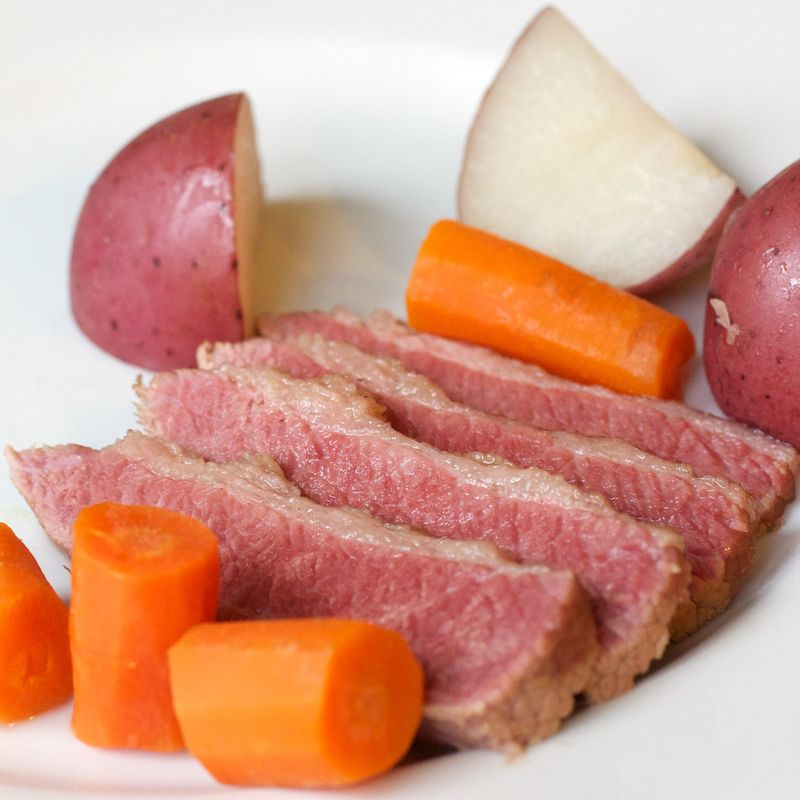 Home-Cured Corned Beef