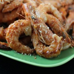 Head-On Coconut Shrimp