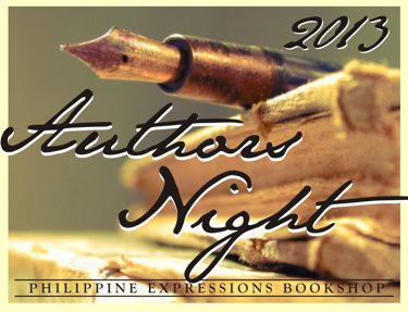 Philippine Expressions Booksshop Author's Night