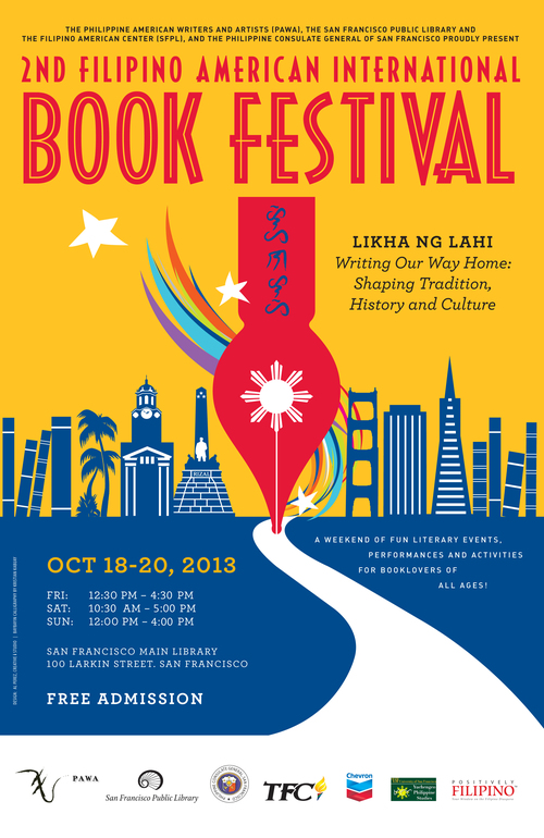 Filipino American International Book Festival