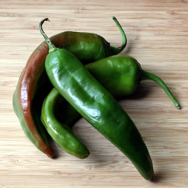 Fresh Hatch Chiles