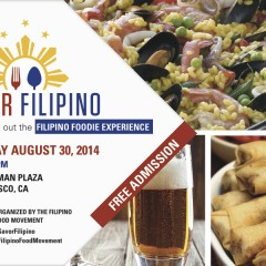 Adobo Road Cookbook Signing at Savor Filipino in San Francisco