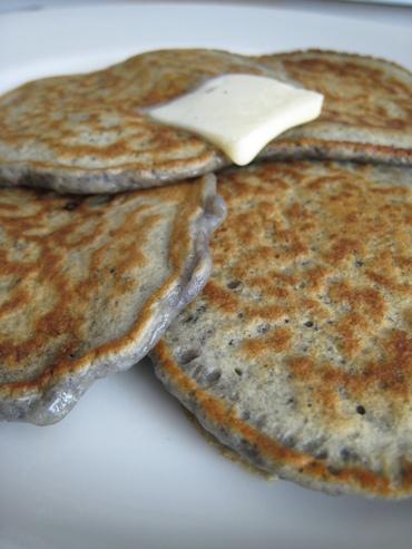 OG Ube Pancakes