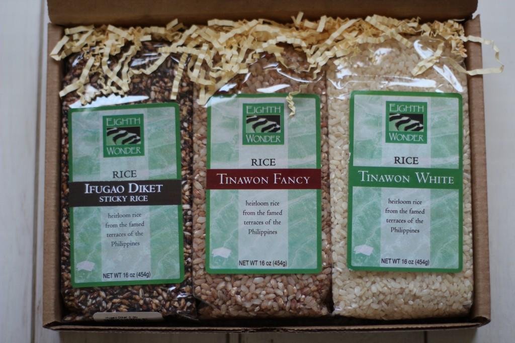 Philippine Heirloom Rice