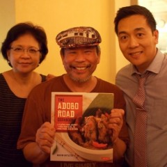 Adobo Road Cookbook Signings in NYC: Picture Recap