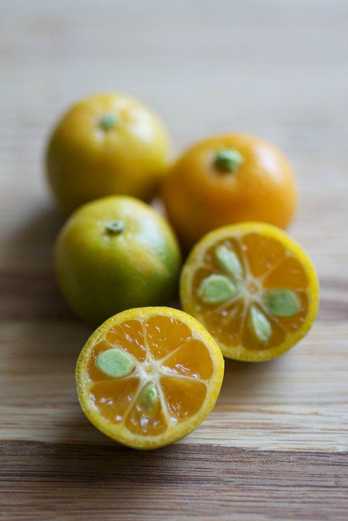 Filipino Calamansi Limes