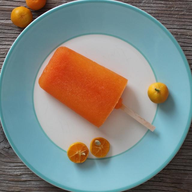 Campari Calamansi & TANG Popsicles