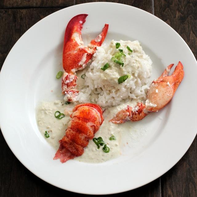 burnt-lumpia-filipino-food-blog-ginataang-lobster-sous-vide
