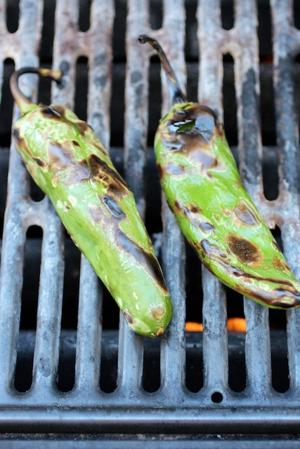 Fire Roasted Hatch Chiles