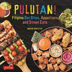 Pulutan! Cookbook Available for Pre-Order